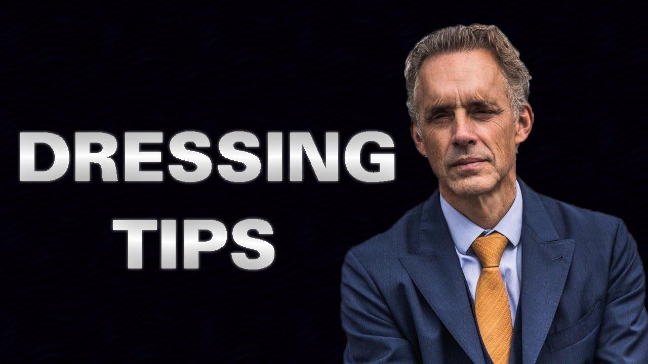 Jordan Peterson - How Do You Dress So Well? (Dressing Tips)