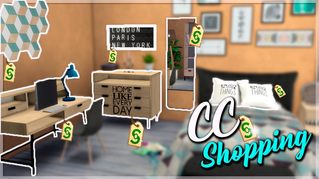 los sims 4 cc shopping muebles decoraci n del hogar