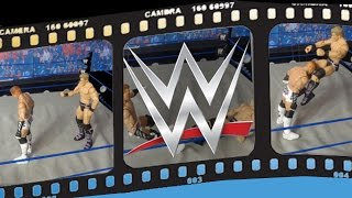 WWE Stop Motion Tutorial