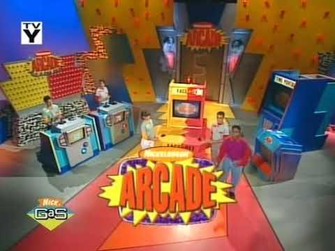 Nickelodeon Arcade FLASHBACK FRIDAY EPISODE