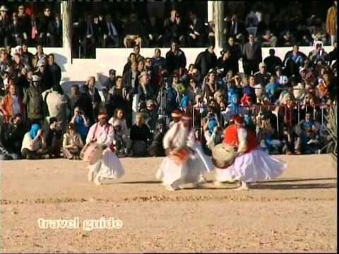 Festival of the Sahara - Douz Tunisia