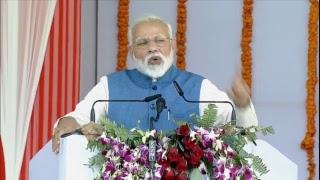 PM Modi lays foundation stone & inaugurates various development projects in Varanasi