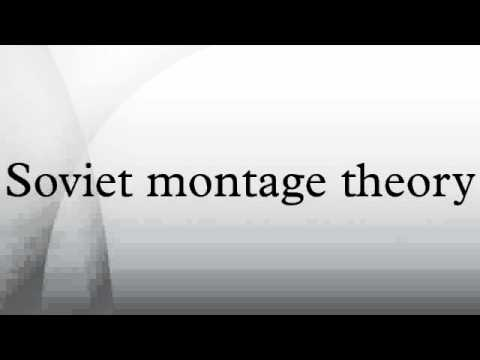 Soviet montage theory