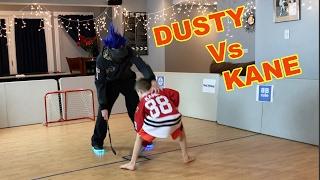Kids HocKey Epic Knee Hockey Game Dusty Vs Patrick Kane