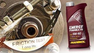 Mannol Energy Formula PD 5W40 Jak skutecznie olej chroni silnik?