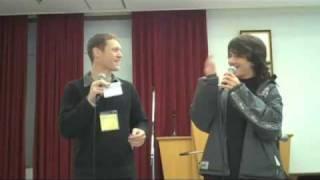 2009-4-22 ONFIRE JAPAN 励ましのビデオです。 2009年のキングダム・カ...
