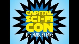 +LIVE+ One Day Build @ Capital Sci Fi Con 2017
