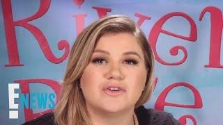 Kelly Clarkson's Burping Daughter Steals the Spotlight |  E! News