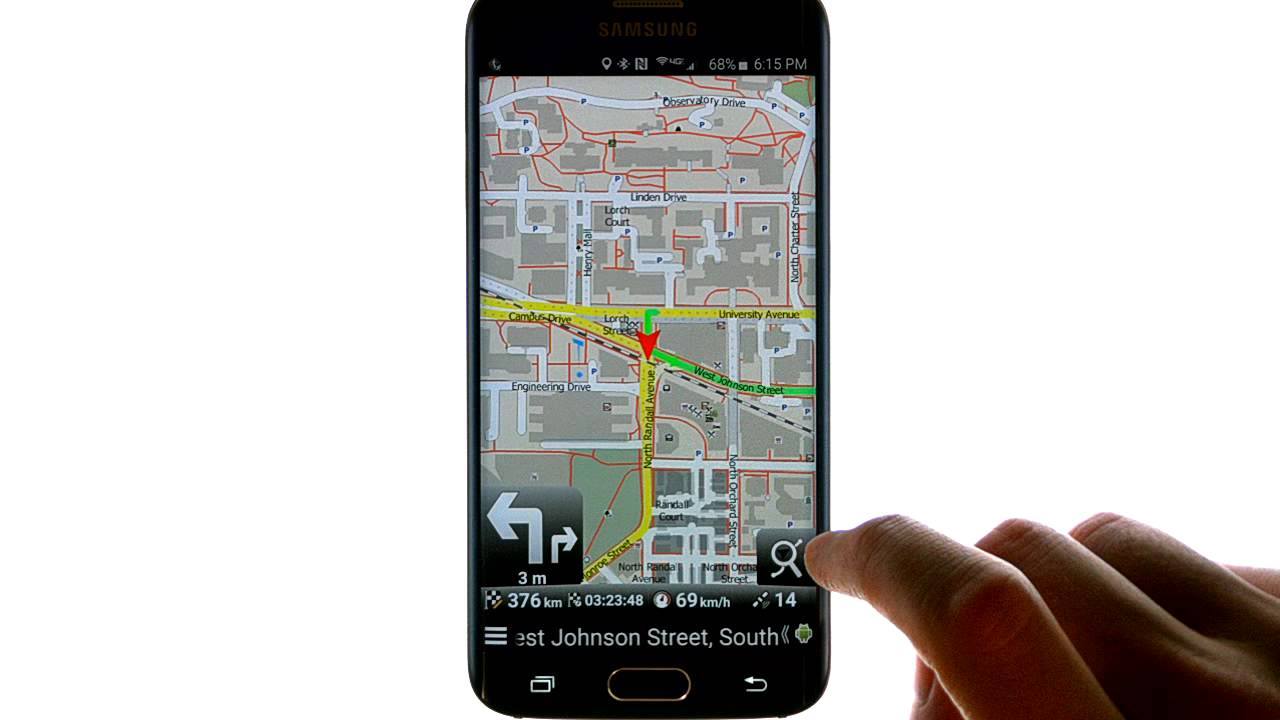 MapFactor GPS Navigation Maps - App Review - Best Navigation App