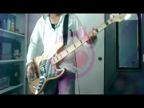 [Hakkenden: Touhou Hakken Ibun OP] God Fate - Faylan (Bass Cover)