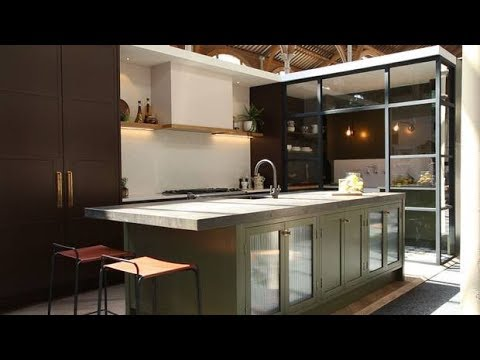 Video The Best Kitchens At House2018 Big Pantries Handpainted Cabinets And Amazing Tiles