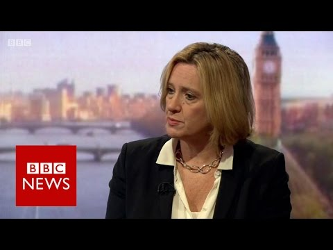 Work permits for EU citizens 'certainly has value' Amber Rudd - BBC News