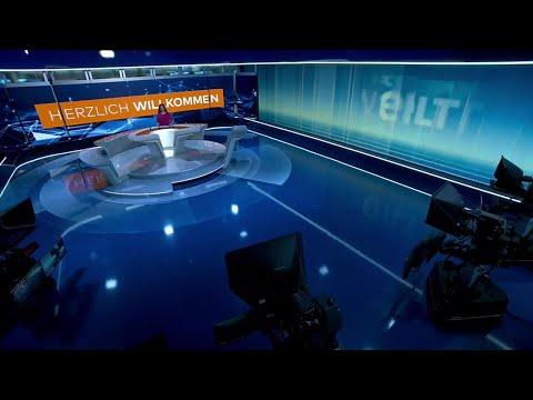 Der holprige Start ins neue Studio – WELT Nachrichten