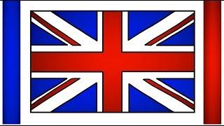 Great Britain Flag Drawing|UK Flag Draw|United Kingdom Flag|British flag|Little Channel|Flags Draw