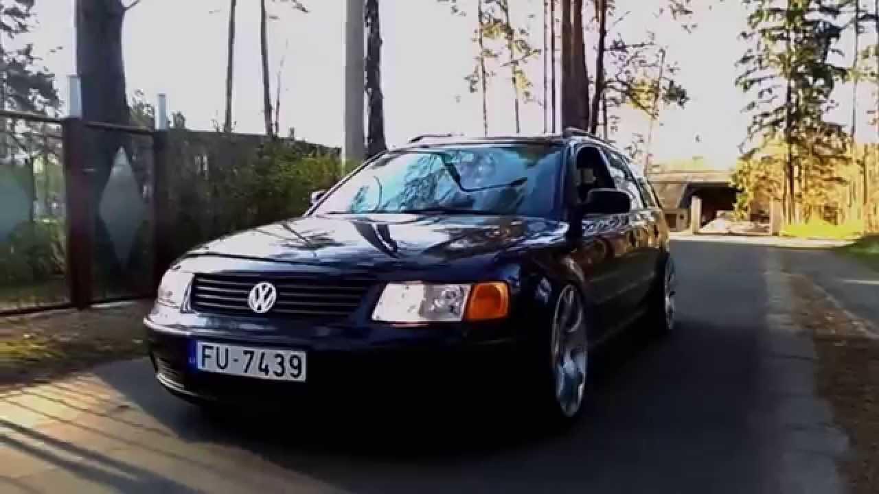 Volkswagen b5 stance