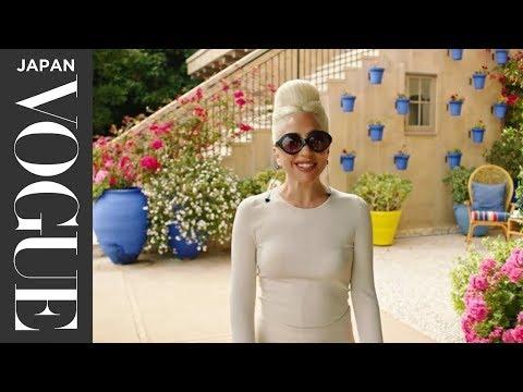 レディー・ガガに73の質問 ─ マリブの豪邸、女性へ贈るメッセージ。| 73 Questions | VOGUE JAPAN