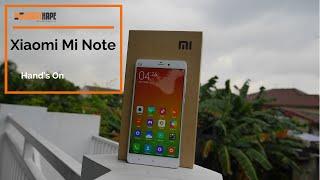 Hands On Xiaomi Mi Note Indonesia