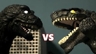 GMK Godzilla vs Godzilla (1998) ||FULL BATTLE|| [HD]