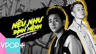 Hoài Lâm ft Binz   Nếu Như Là Định Mệnh   Official Lyrics Video