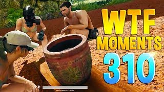 PUBG Daily Funny WTF Moments Highlights Ep 310