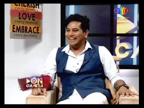 ON Camera   UD Interview With Singer Neel Akash   Episode No 01