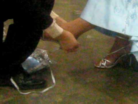 Ester 15 -- Troca de Sapato