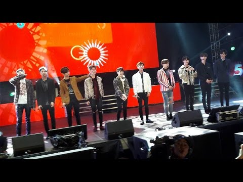 123116 [FULL] Pentagon In Manila, Philippines (TV5 New Year Countdown) Gorilla+Pentagon and more