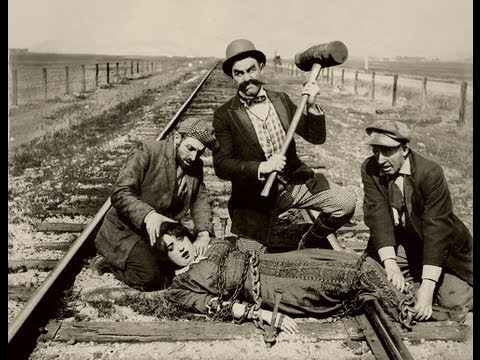"1913 | ""Barney Oldfield's Race for a Life"" by Mack Sennett"