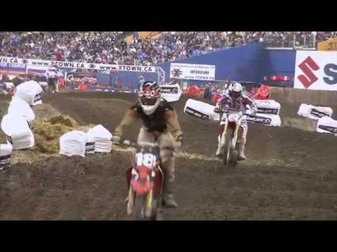Montreal Supercross 2008// MX2 Final
