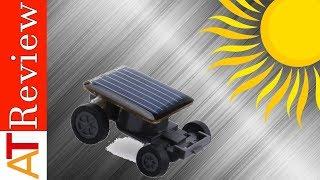 Alitest Testing The Aliexpress Gadget #Solar Car#!!!