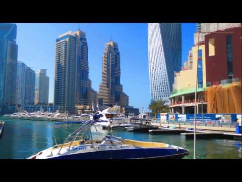 Dubai marina 2017 U A E دبي مارينا