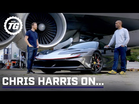 Chris Harris on… the Ferrari SF90 Stradale | Top Gear
