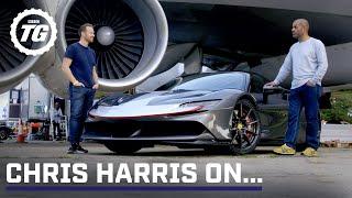 Chris Harris on... the Ferrari SF90 Stradale   Top Gear