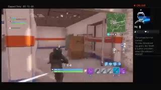 Invisible glitch fortnite battle royal