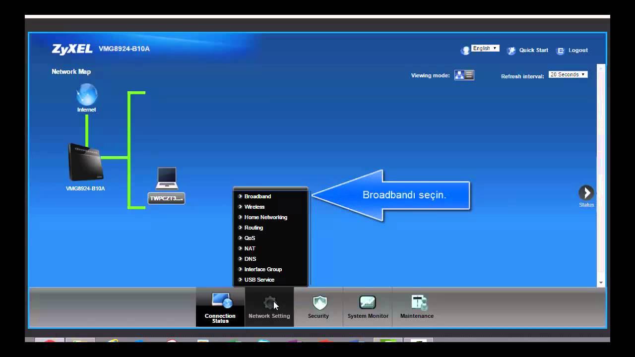Zyxel keenetic 4G III rev B обзор и настройка - YouTube