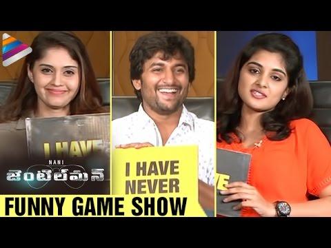 Download Nani Funny Game with Surabhi and Nivetha Thomas | Gentleman Movie | #Gentleman | Telugu Filmnagar