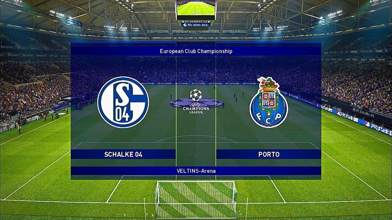 Schalke Vs Porto