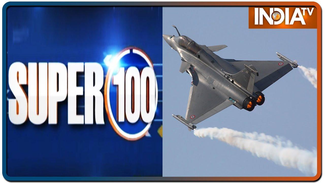 Super 100: Non-Stop Superfast | September 10, 2020 | IndiaTV News