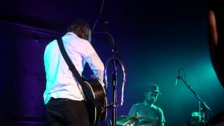 Jon Foreman - Fiction Family' War In My Blood - Movement NYC 2012