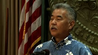 Hawaii Gov. Promises Changes After False Alert