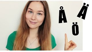 Download Video Learn Finnish: Pronouncing Å, Ä, Ö MP3 3GP MP4