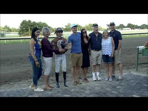 video thumbnail for MONMOUTH PARK 8-24-19 RACE 12