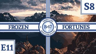 Frozen Fortunes - S8-E11 Now For Something, A Little Bit Different!   Football Manager 2018