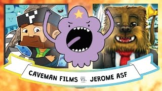 Adventure Time | Caveman Films VS Jerome ASF | Cartoon Network
