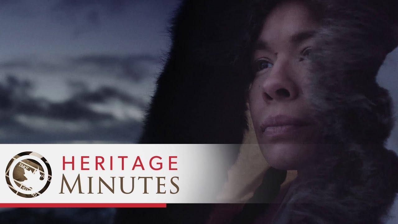 Heritage Minutes: Kenojuak Ashevak (Inuktitut)