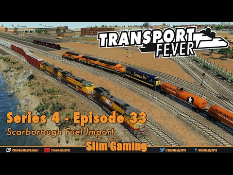 Transport Fever - Series 4 Episode 33 - Toronto Food Hub Replacement