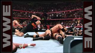 Six-Pack WWE Championship Match: Unforgiven 1999