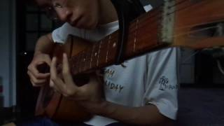 Kiếp Rong Buồn - Guitar Solo