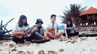 (ukulele cover)- Sóng tình
