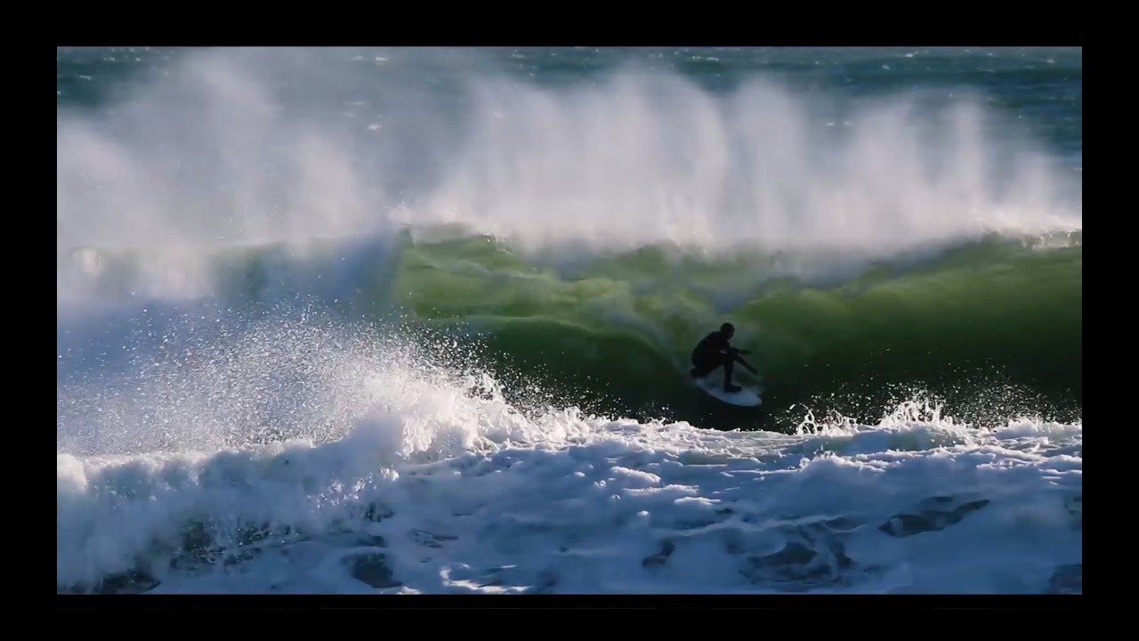 Ellis Kalaidjian Battles a Mean New England Slab